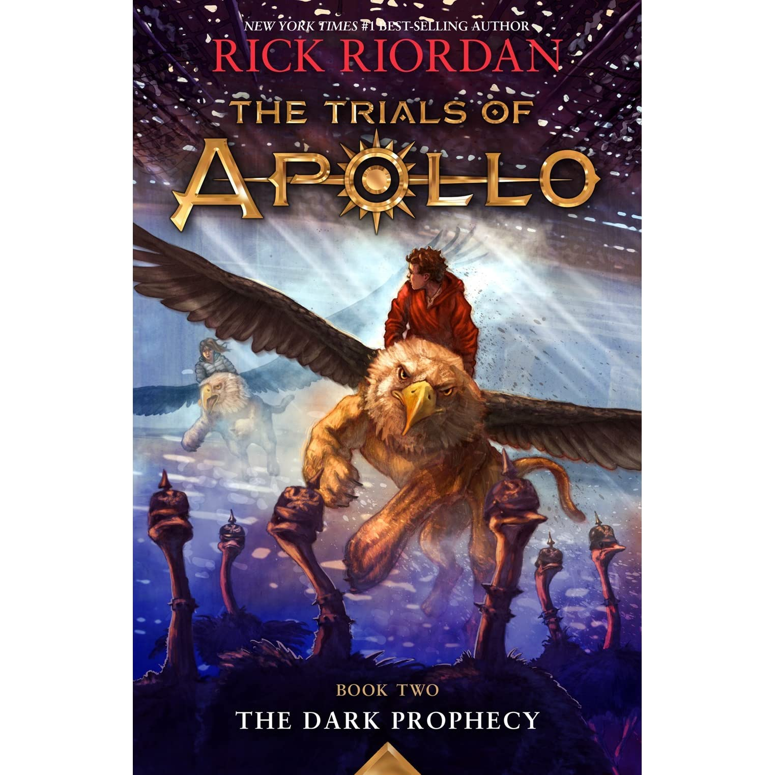 Image result for The dark prophecy goodreads