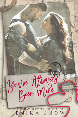 You've Always Been Mine (You're Mine #2)