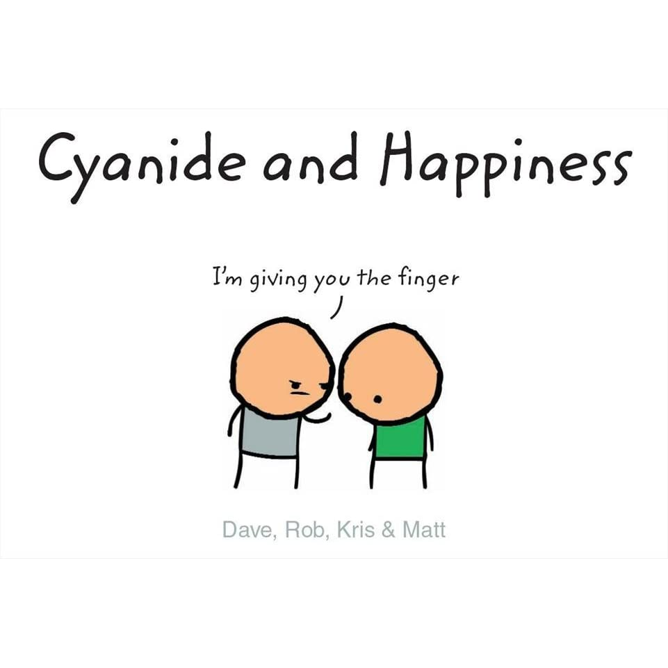 cyanide and happiness i