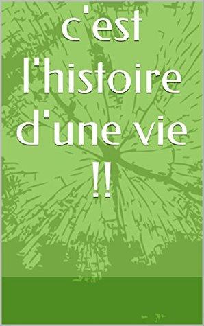 C Est L Histoire De La Vie : histoire, C'est, L'histoire, D'une, Maladie, Chronique, Cette, Terre, David, Khodja