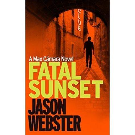 Image result for webster Fatal Sunset,