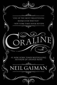 Coraline book cover