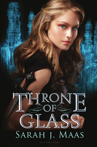 Image result for Throne of glass by Sarah J. Maas,