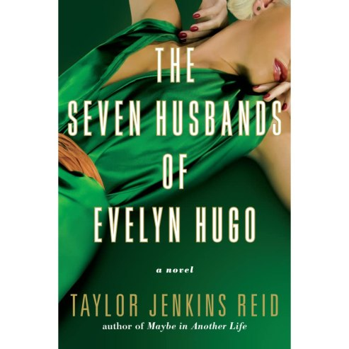 Image result for the seven husbands of evelyn hugo book cover