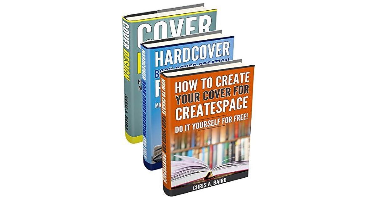 self publishing cover design