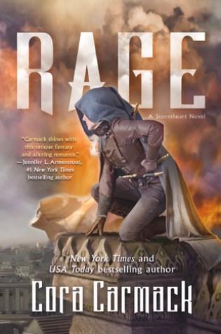 Rage (Stormheart #2) – Cora Carmack