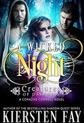 A Wicked Night (Creatures of Darkness #2)