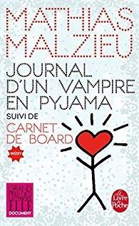 Journal D'un Vampire En Pyjama : journal, vampire, pyjama, Journal, Vampire, Pyjama, Mathias, Malzieu, Ratings)
