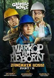 Download Film Warkop Dki Reborn Hd : download, warkop, reborn, Warkop, Reborn:, Jangkrik, Boss!, Edisi, Graphic, Novel, Rajagukguk