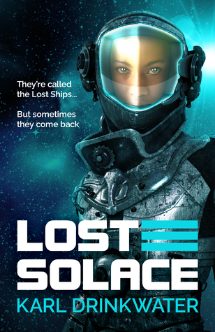 Lost Solace by Karl Drinkwater #BookReview