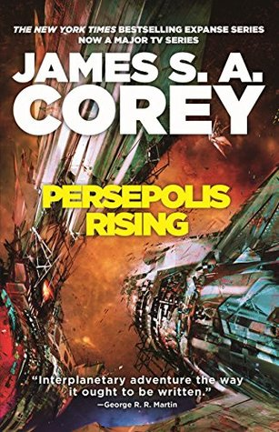 Final Expanse Book : final, expanse, Persepolis, Rising, Expanse,, James, Corey