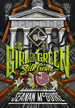 The Girl in the Green Silk Gown Cover