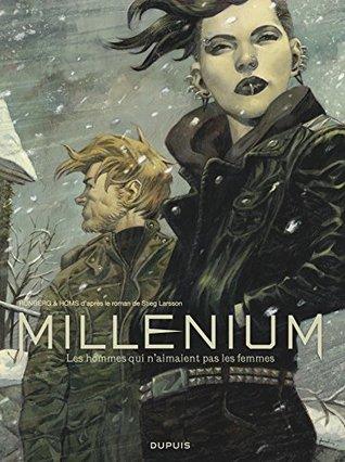 Millenium : Les Hommes Qui N'aimaient Pas Les Femmes : millenium, hommes, n'aimaient, femmes, Millénium, Intégrale, Hommes, N'aimaient, Femmes, Sylvain, Runberg