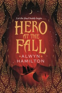 Hero at the Fall book cover