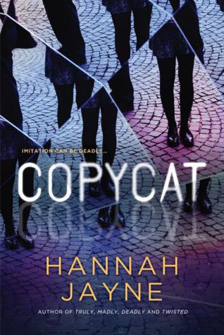 Copycat book cover book cover