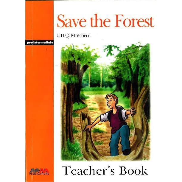 Save The Forest By H Q Mitchell