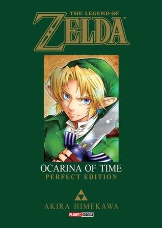 The Legend Of Zelda Ocarina Of Time : legend, zelda, ocarina, Legend, Zelda:, Legendary, Edition,, Ocarina, Parts, Akira, Himekawa