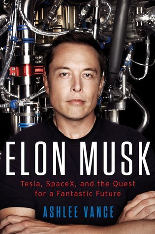 Download Elon Musk: Tesla, SpaceX, and the Quest for a Fantastic Future Audiobook
