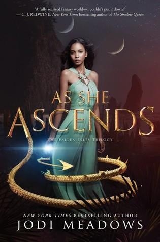As She Ascends (Fallen Isles, #2)