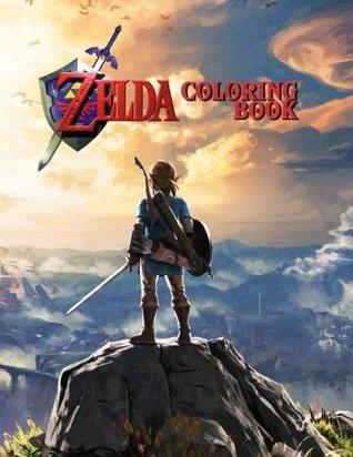 Zelda Coloring Book : zelda, coloring, Zelda, Coloring, Book:, Media