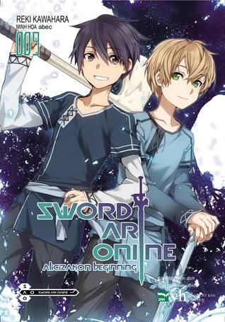 Sword Art Online 9: Alicization Beginning : sword, online, alicization, beginning, Sword, Online, Alicization, Beginning, Kawahara