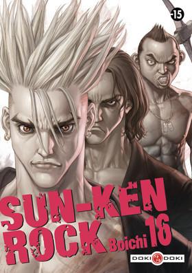 Sun Ken Rock Tome 1 : Sun-Ken, Rock,, (Sun-Ken, Boichi