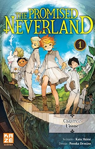 The Promised Neverland Chapitre 2 : promised, neverland, chapitre, Promised, Neverland, Chapter, Shirai