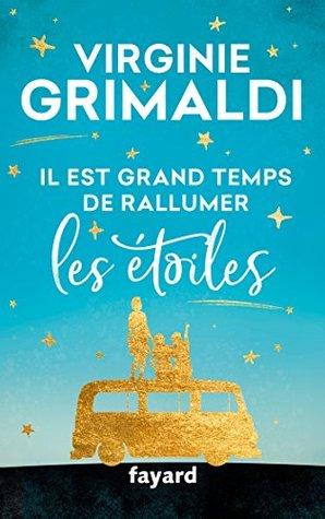 Le Premier Jour Du Reste De Ma Vie Epub Gratuit : premier, reste, gratuit, Grand, Temps, Rallumer, étoiles, Virginie, Grimaldi