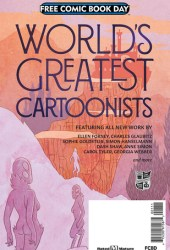 World's Greatest Cartoonists Free Comic Book Day 2018