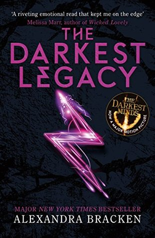 Darkest Minds Suite Ou Pas : darkest, minds, suite, Darkest, Legacy, Minds,, Alexandra, Bracken
