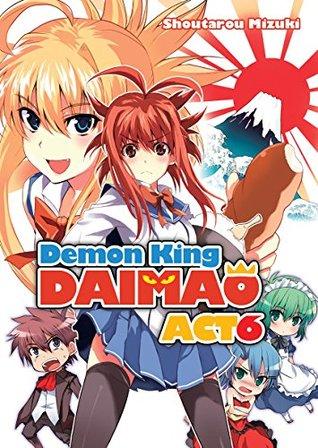 Ichiban Ushiro No Daimaou : ichiban, ushiro, daimaou, Demon, Daimaou:, Volume, Shoutarou, Mizuki