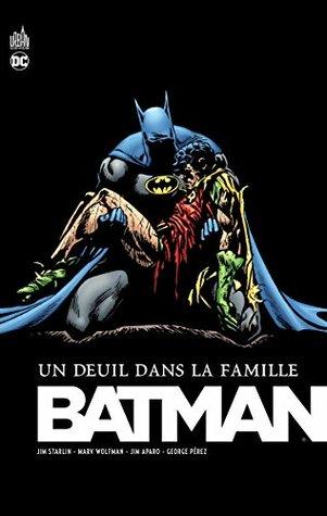 Le Deuil De La Famille : deuil, famille, Batman, Deuil, Famille, Nouvelle, Édition, Perez, George