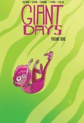 Giant Days, Vol. 9 (Giant Days #9)