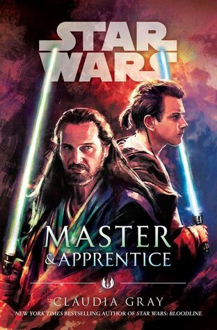 Star Wars: Master and Apprentice Book Cover