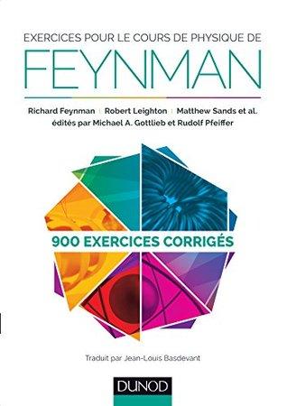 Le Cours De Physique De Feynman : cours, physique, feynman, Exercices, Cours, Physique, Feynman, Corrigés, Richard
