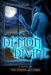 Demon Divine(Demon Accords #14)