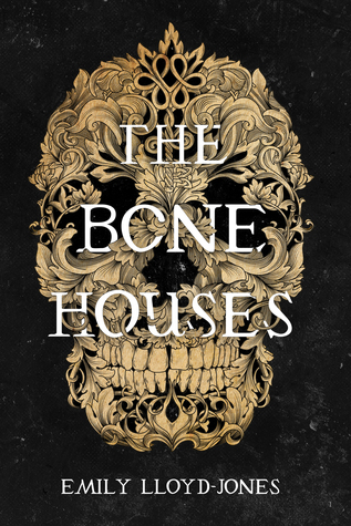 The Bone Houses Cover