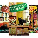 A Black Cat Bookshop Mystery 6 Book Series By Ali Brandon