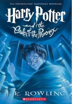 Harry Potter En 5 Minutes : harry, potter, minutes, Harry, Potter, Order, Phoenix, Rowling