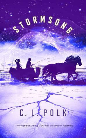 Stormsong (The Kingston Cycle, #2) by C.L. Polk