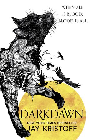 Recensie Darkdawn van Jay Kristoff
