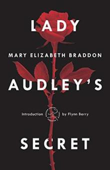 "Cover of ""Lady Audley's Secret"" by Mary Elizabeth Braddon."