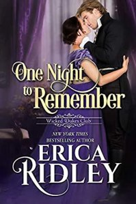 One Night to Remember cover