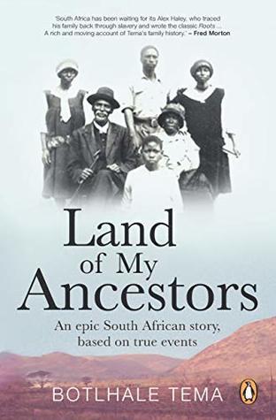 Tema Novel : novel, Ancestors, Botlhale