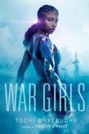 war girls book cover