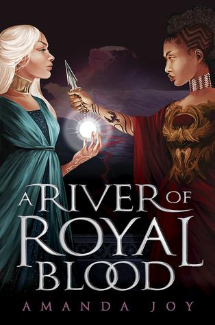 A River of Royal Blood (A River of Royal Blood, #1)