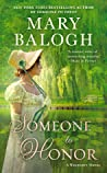 Someone to Honor (Westcott, #6)