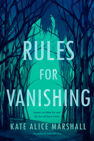 Rules for Vanishing Review: A Creepy Haunted Read for Halloween