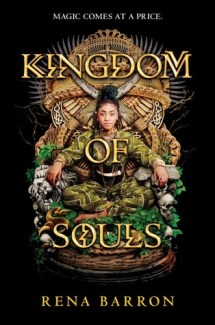 Kingdom of Souls Blog Tour Review