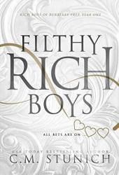 Filthy Rich Boys (Rich Boys of Burberry Prep #1)